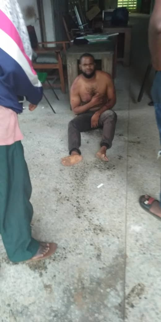 FUTO student caught while trying to use coursemate for ritual