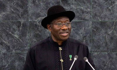 Goodluck Jonathan commended for shunning PDP candidate