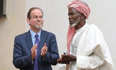 U.S honours Islamic leader who hid many Christians