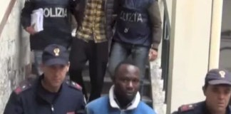 Police arrest 19 suspected members of a Nigerian mob