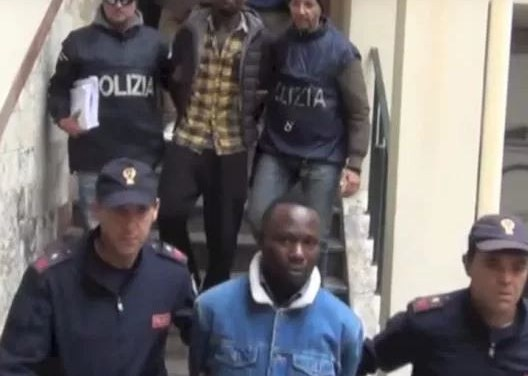 Police arrest 19 suspected members of a Nigerian mob in major crackdown in Italy