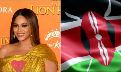 Kenyans attacks Beyonce for not involving them