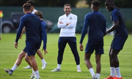 Bohemians vs Chelsea: Lampard avoid defeat in first match