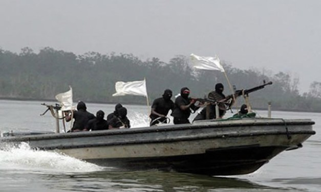Pirates kidnap 10 Turkish sailors off Nigeria coast