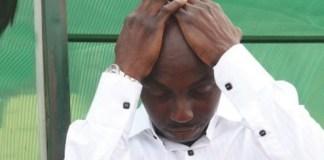 FIFA gives Samson Siasia life ban