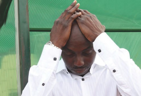 Samson Siasia's mother kidnapped in Bayelsa