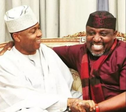 Saraki and Okorocha case