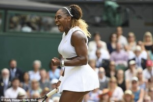 Serena Williams becomes the oldest woman to reach a Grand Slam final