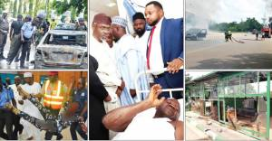 Shi'ites attack National Assembly