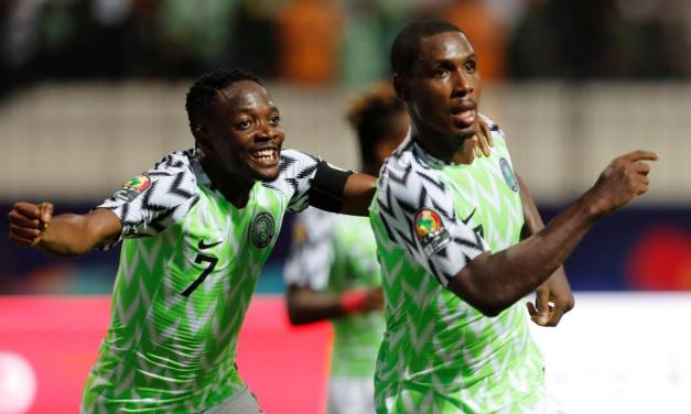 Nigeria Super Eagles clinch 2019 AFCON bronze