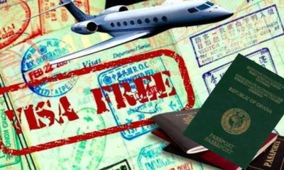 South Africa grants Ghana visa-free entry