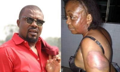 Lawmaker allegedly beats woman, forces her to walk naked