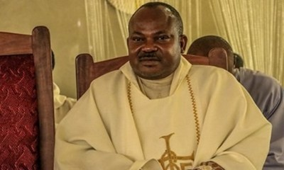 Rev Father Offu killed by suspected herdsmen