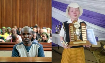 South African teacher admits to killing and chopping up girl with albinism for rituals