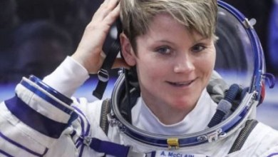 Anne McClain accused of hacking her spouse's bank account from space