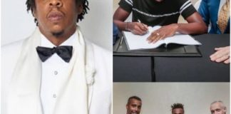 Jay Z signs Super Eagles winger Samuel Chukwueze