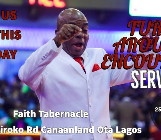 Winners' Chapel 25 August 2019 Live Service with David Oyedepo