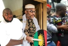 Asari Dokubo fires Nnamdi Kanu over attack on Ekweremadu in Germany
