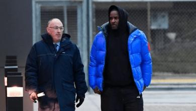 R Kelly refused bail in Brooklyn sex abuse case