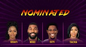 BBNaija 2019 Day 77 Sunday Live Show – See Who Goes Home