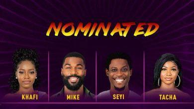 BBNaija 2019 Sunday Live Show - Who Goes HomeTacha, Khafi, Seyi Or Mike?