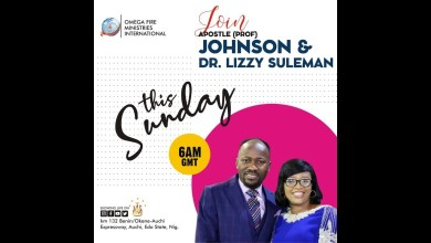 Live Sunday Service With Apostle Johnson Suleman - 10th May 2020