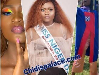 Queen Freda Fred, Miss Niger Delta Diaspora 2019 bags L.L.B. (Hons)