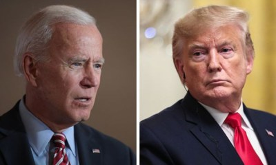 Trump tepidly defends Joe Biden after North Korean insult