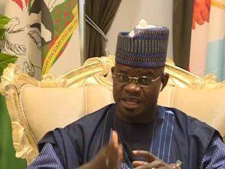 Nigerians were forced to accept Coronavirus - Governor Yahaya Bello
