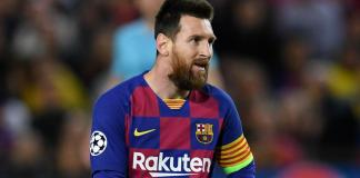 Messi and Barcelona 'finally agree terms on a two-year contract extension
