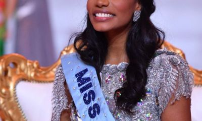 Toni-Ann Singh wins 2019 Miss World