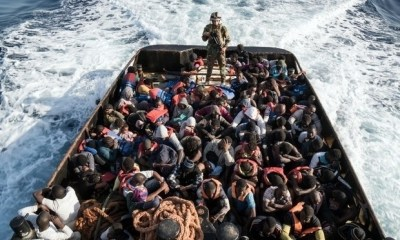 Spain's coastguard saves 200 migrants on Christmas Day