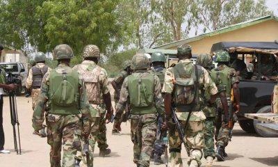 Soldier kills customs officer in Lagos