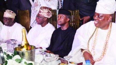 Osinbajo Tinubu meets Obasanjo