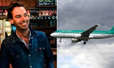 Aer Lingus passenger who made cabin crew cry by lying that his mum had coronavirus