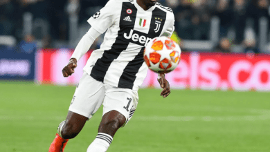 Blaise Matuidi tests positive for coronavirus