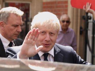 Boris Johnson moves from intensive care