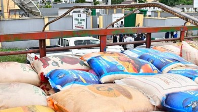 Customs rejects 1800 bags of rice returned by Oyo
