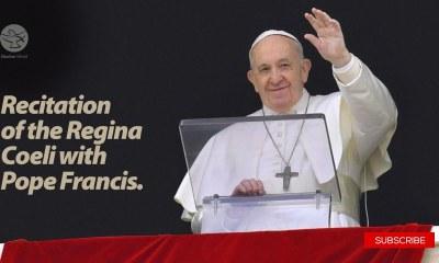 31 May 2020 Recitation of the Regina Coeli with Pope Francis