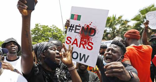 UK Government over threat to impose sanctions on Nigeria's officials, FG reaches out to UK Government over threat to impose sanctions on Nigeria's officials for their roles in the #EndSARS protests, Premium News24