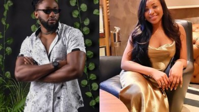 Uti Nwachukwu and Erica, Uti Nwachukwu drops heartfelt messages as he celebrates Erica, Premium News24