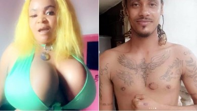 Cossy Ojiakor shares a video of her estranged fiancé frog jumping and begging her