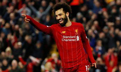 Salah equals Cristiano Ronaldo's record in EPL
