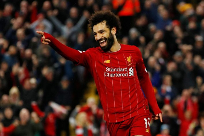 Salah equals Cristiano Ronaldo's record in EPL, Salah equals Cristiano Ronaldo's record in EPL as Liverpool hammer Wolves, Premium News24