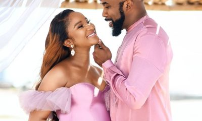 Banky W and Adesua welcome Baby boy