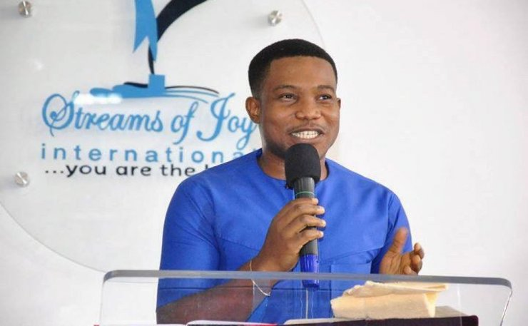 Streams of Joy Daily Devotional 10 May 2021