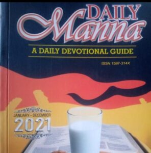 DCLM Daily Manna 5th May 2021 Devotional