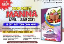 ODM Devotional 19th May 2021