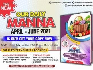 ODM Devotional 24th July 2021