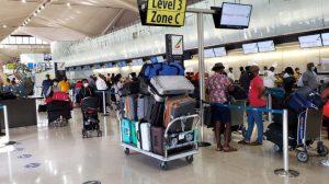 Nigerian restricts passengers from Brazil, India, Turkey